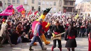 Le Réveil des Betteraves - impulsé par Fakir à Amiens le 12 mars 2016