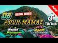 Dj Aduh Mamae Cowok Baju Hitam Viral Tiktok Slow Bass By Zain Prodaksen  Mp3 - Mp4 Download