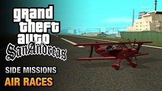 GTA San Andreas - Air Races