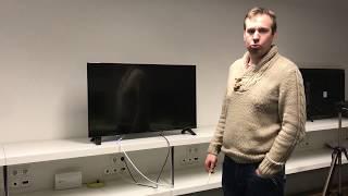 Какой телевизор 43 дюйма купить недорого? Обзор AOC LE43M3570