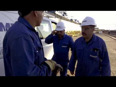 Harbour & Voyage - Damen Shiprepair & Conversion