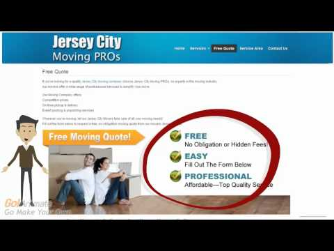 Moving Services Jersey City | 201-984-1023 | Affordable Movers