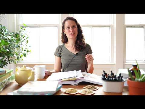 Herbal Terminology: Actions, Energetics, Flavors & Properties—Oh, My! [Ask an Herbalist Series]