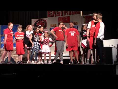 High School Musical Jr at Holland Theater (Part 2 of 3)