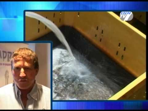 Conserving Water in Israel