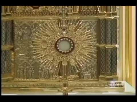 Benediction & Divine Praises w The Poor Clares   YouTube