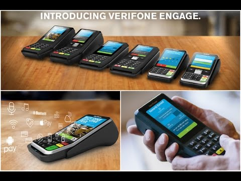 Verifone Engage - the Future of Connected Payment Devices