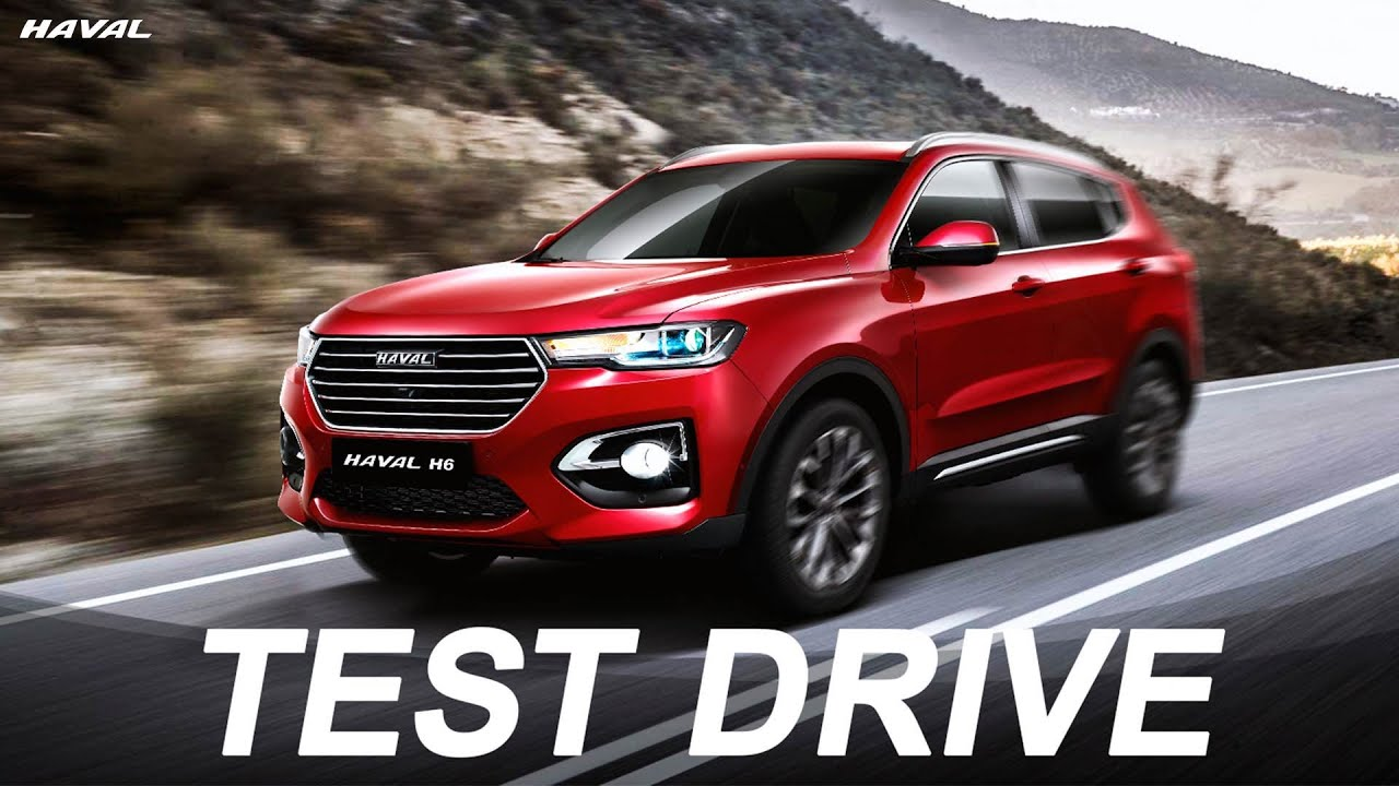 HAVAL H6 Test drive and Review