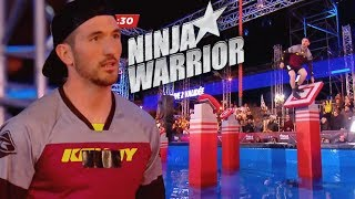 MY RUN ON NINJA WARRIOR FRANCE !