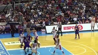 Ginebra vs. Magnolia Game 3 First Half Highlights Semifinals | November 14, 2018