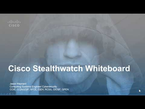 Stealthwatch:   The Whiteboard
