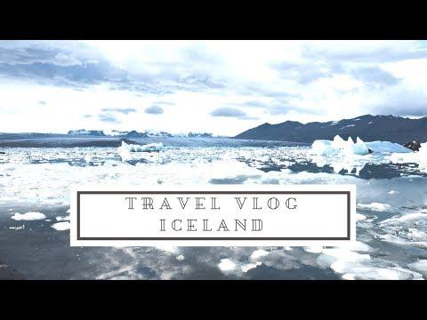 TRAVEL VLOG ISLANDE - JANVIER 2018 | LAXTITIA