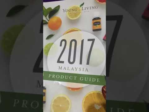 Unboxing Young Living Premium Starter Kit Malaysia 2017!