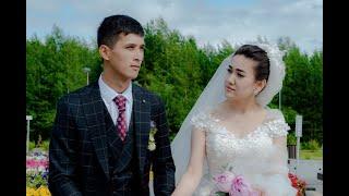 Свадьба Улугбек и Бахтиниссо часть 2