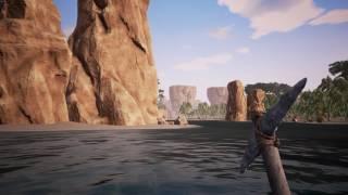 Conan Exiles - Early Access gameplay @ 2k - GTX 680