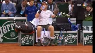 French Open Men's Final 2016 - Novak Djokovic vs Andy Murray