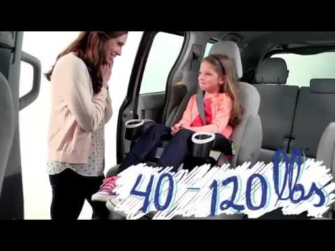 4Ever 4 In 1 Car Seat Commercial Product Video