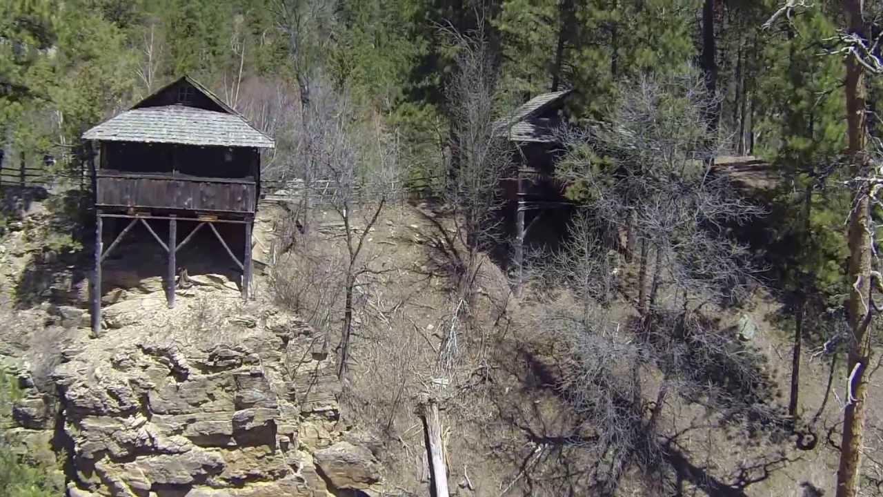 Rimrock Lodge Spearfish Canyon South Dakota Youtube