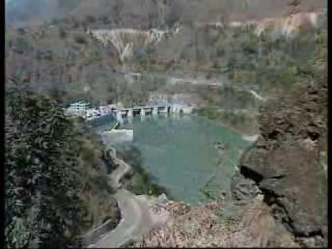 Costruzione Diga Kali Gandaky