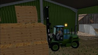 Farming Simulator 17 - Forestry and Farming on Old Streams 068