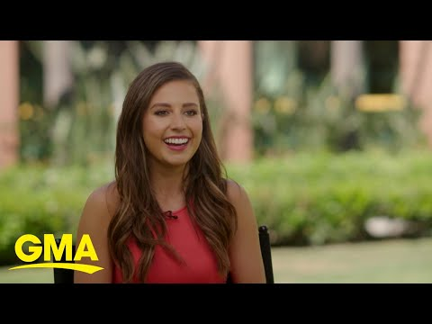 Katie Thurston starts her journey for love on 'The Bachelorette' l GMA