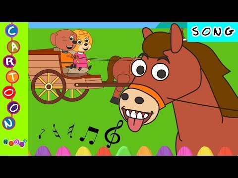 Paw Patrol Horsey Horsey Don't You Stop#SONG PAW PATROL#Nursery Rhymes ◕‿◕ KidsF