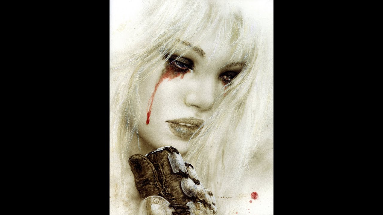 Beauty Girl In The World Wallpaper The Work Of Artists Collected Luis Royo Quot Malefic Time