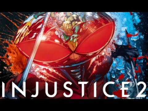 Injustice 2 - 5 Things You Probably Didn't Know About Black Manta