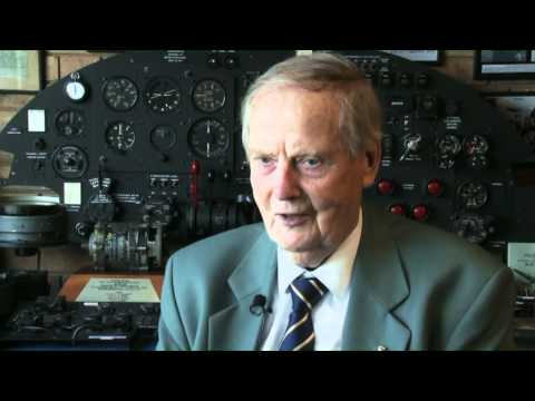 Kenneth Duddell - WWII RAF Avro Lancaster Flight Engineer Interview