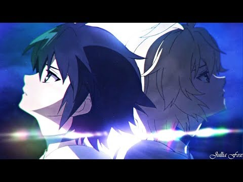 Последний Серафим клип「AMV」 ▶ Diamonds ᴴᴰ Юи & Мика