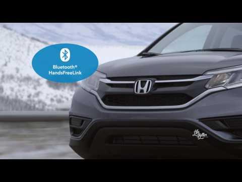 Life is Better   Winter   2016 Honda CR-V AWD LX