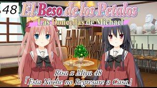 El Beso de los Petalos - Las Doncellas de Michael - Cap 48 - Español