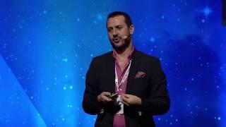 Geleceğin Suçları, Güçleri ve Aşkları | Dr. Sertaç Doğanay | TEDxMETUAnkara