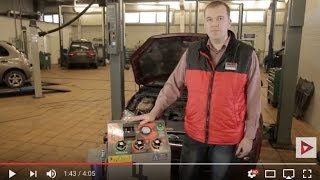видео Как самостоятельно провести замену масла в АКПП Nissan Almera Classic