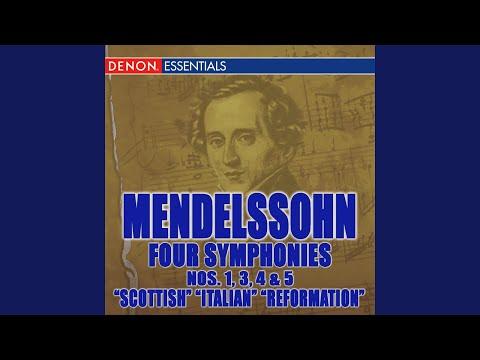 """Symphony No. 3 In A Minor, """"Scottish"""", Op. 56: IV. Allegro Vivacissimo - Allegro Maestoso Assai"""