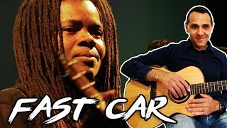 How to Play - Fast Car - Tracy Chapman - Easy Guitar Lesson