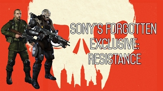 Sony's Forgotten PlayStation Exclusive: Resistance