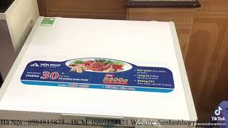 Tủ đông mini 100l trữ sữa