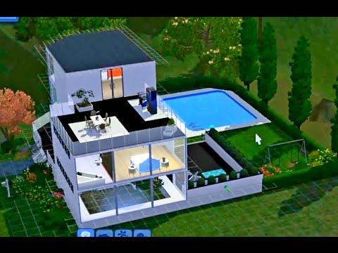 Как сделать свой дом в симс 3 11