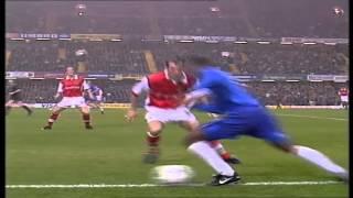 Chelsea 2-3 Arsenal, 1999-00 Season - HD