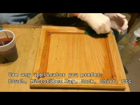 How to do it yourself kitchen cabinet color change no stripping and how to do it yourself kitchen cabinet color change no stripping and cheap refinishing youtube solutioingenieria Images