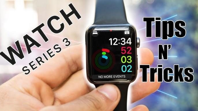 Firmware Apple Watch Series 3 official APK 2019-2020 ...