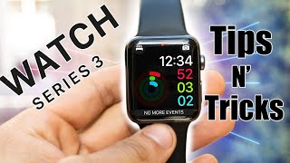 25+ Apple Watch Series 3 Hidden Features, Tips, and MORE - WatchOS7