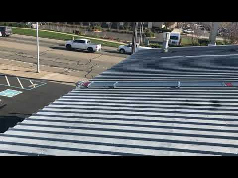 31 kw Solaredge grid tie Solar for renewable auto repair facility