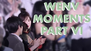 BTS V & RED VELVET WENDY BTSVELVET (WENV MOMENTS PT. 6) + TAE FOUND WENDY'S LOST EARRING
