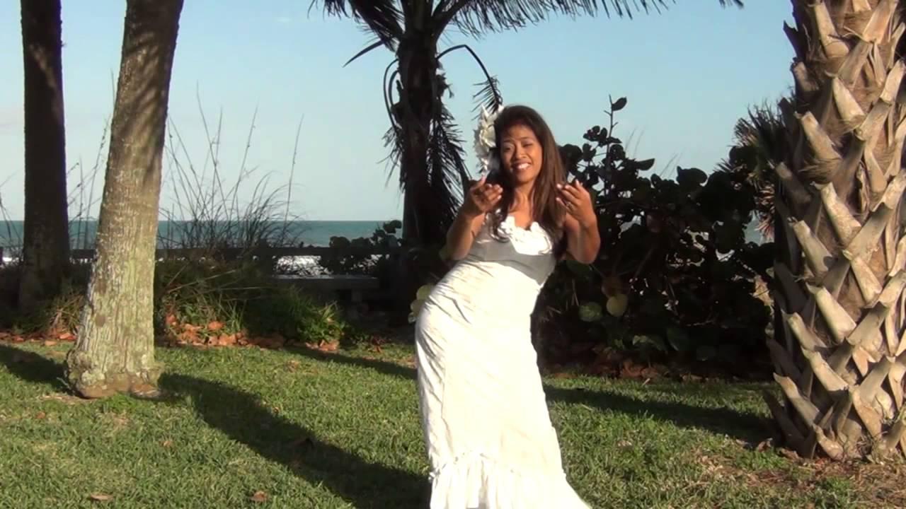 Hawaiian Wedding Song Sung By Suzanah Free
