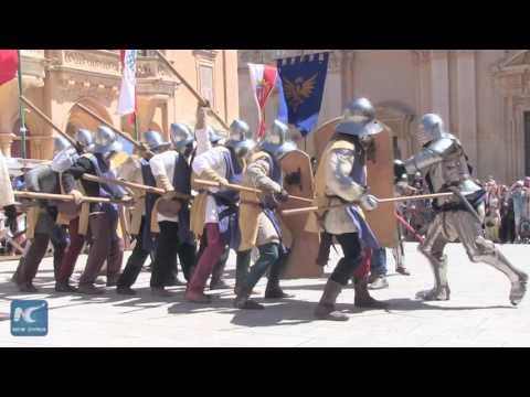 Malta hosts Medieval Mdina Festival