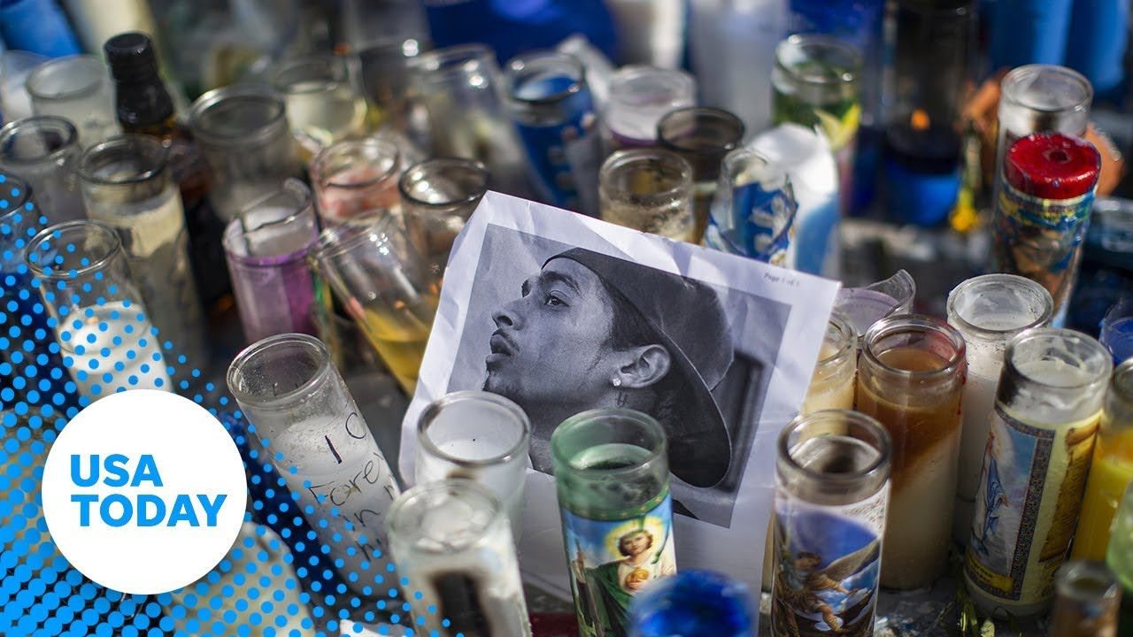 Nipsey Hussle shot dead at 33