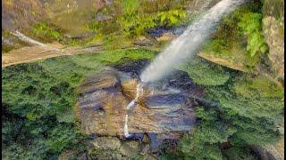 Blue Mountains 4k Australia in 3 minutes | Drone DJI Phantom 3 4k x GOPRO Hero 4 |