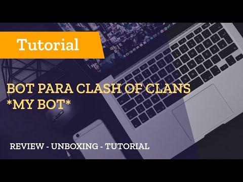 Bot para clash of clans com MY BOT para PC e SORTEIO DE VILA CV7. #07